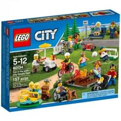 LEGO CITY 60134 Town Zabawa w Parku NOWOŚĆ 2016