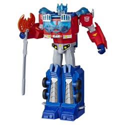 Hasbro TRANSFORMERS Cyberverse Adventures Optimus Prime E7112