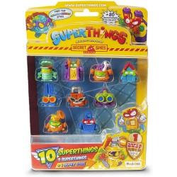 Magic Box Toys Super Zings Super Things ZESTAW 10 FIGUREK Seria 6 13373