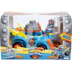 Magic Box Toys Super Zings Super Things POJAZD KAZOOM RACER + FIGURKA Seria 6 13991