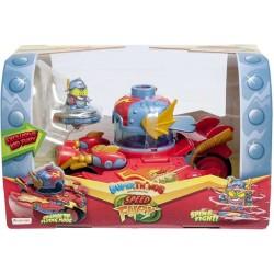 Magic Box Toys Super Zings Super Things POJAZD SPEED FURY + FIGURKA Seria 6 14004