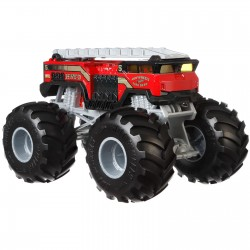HOT WHEELS Monster Trucks 5 ALARM GBV34