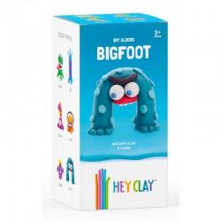 HEY CLAY Masa Plastyczna ZESTAW OBCY BIGFOOT 40310
