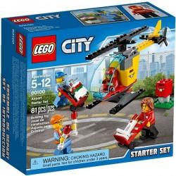LEGO CITY 60100 Lotnisko - Zestaw Startowy NOWOŚĆ 2016