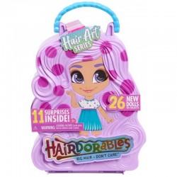 Hairdorables HAIR ART Laleczka Niespodzianka + Akcesoria 23850