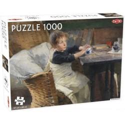 Tactic Puzzle Układanka THE CONVALESCENT Portret 1000 el. 54729