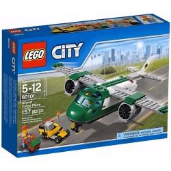 LEGO CITY 60101 Samolot Transportowy NOWOŚĆ 2016