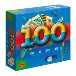 Alexander - 3765 - Gra - Zestaw 100 Gier w Jednym Pudełku
