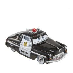 Mattel CARS Sheriff SZERYF FWL08