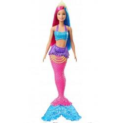 MATTEL Barbie Dreamtopia LALKA SYRENKA GJK08