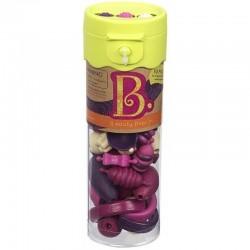 B.TOYS - BX1399Z - B.euty Pops - Zestaw do Robienia Biżuterii 50 el. - Limonka