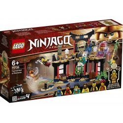 LEGO NINJAGO 71735 Turniej Żywiołów