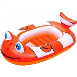 Bestway - 34089 - Nadmuchiwany Pontonik - Rybka Nemo - 102 cm x 69 cm