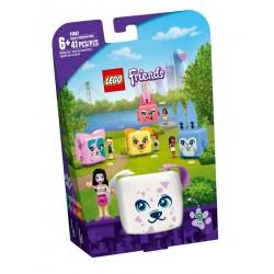 LEGO FRIENDS 41663 Kostka Emmy z Dalmatyńczykiem