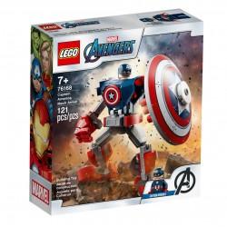LEGO AVENGERS 76168 Opancerzony Mech Kapitana Ameryki
