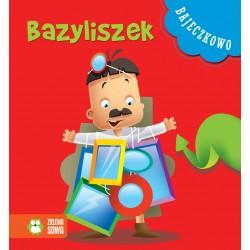 Zielona Sowa BAJECZKOWO Książeczki dla Dzieci z Bajkami BAZYLISZEK 6253