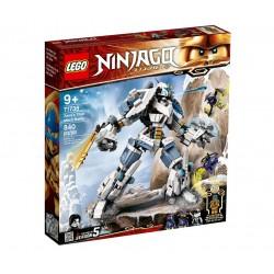 LEGO NINJAGO 71738 Starcie Tytanów Mech
