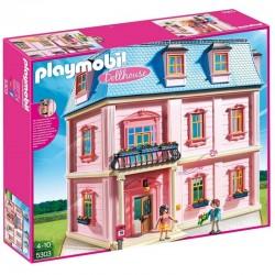 PLAYMOBIL 5303 DOLLHOUSE Romantyczny Domek dla Lalek - Piętrowy Domek dla Lalek - NOWOŚĆ!