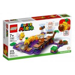 LEGO SUPER MARIO 71383 Trujące Bagno Wigglera ZESTAW UZUPEŁNIAJĄCY