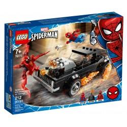 LEGO 76173 SPIDER-MAN Spider-Man i Upiorny Jeździec Kontra Carnage