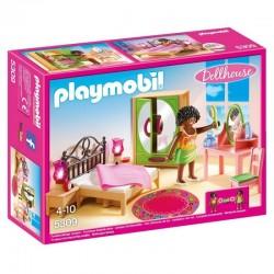 PLAYMOBIL 5309 DOLLHOUSE Romantyczny Domek dla Lalek - Sypialnia z Toaletką