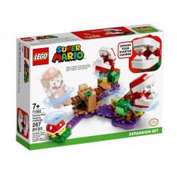 LEGO SUPER MARIO 71382 Zawikłane Zadanie Piranha Plant ZESTAW UZUPEŁNIAJĄCY