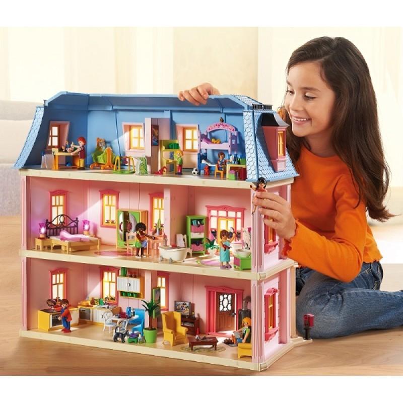Playmobil 5306 Dollhouse Romantyczny Domek Dla Lalek