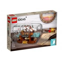 LEGO IDEAS 92177 Statek w Butelce