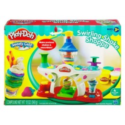 Ciastolina Play-Doh - 36814 - Wytwórnia Koktajli Mlecznych