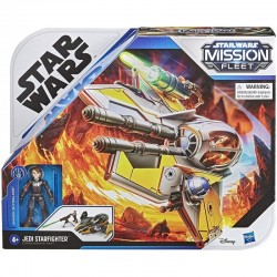 Hasbro Star Wars Mission Fleet MYŚLIWIEC JEDI + ANAKIN SKYWALKER E9682