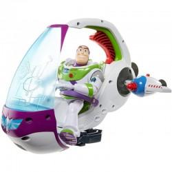 Mattel TOY STORY Galaktyczny Statek Buzza Astrala + Figurka GRG28