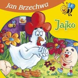 Skrzat Książeczki dla Dzieci Książeczka z Wierszykami JAN BRZECHWA Jajko 3845