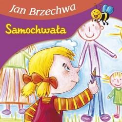 Skrzat Książeczki dla Dzieci Książeczka z Wierszykami JAN BRZECHWA Samochwała 3920
