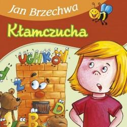 Skrzat Książeczki dla Dzieci Książeczka z Wierszykami JAN BRZECHWA Kłamczucha 4149