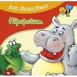 Skrzat Książeczki dla Dzieci Książeczka z Wierszykami JAN BRZECHWA Hipopotam 3838