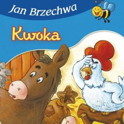 Skrzat Książeczki dla Dzieci Książeczka z Wierszykami JAN BRZECHWA Kwoka 3944