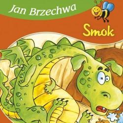 Skrzat Książeczki dla Dzieci Książeczka z Wierszykami JAN BRZECHWA Smok 3913