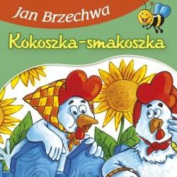 Skrzat Książeczki dla Dzieci Książeczka z Wierszykami JAN BRZECHWA Kokoszka-Smakoszka 4170