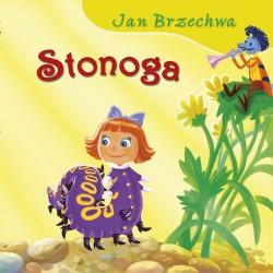 Skrzat Książeczki dla Dzieci Książeczka z Wierszykami JAN BRZECHWA Stonoga 4323