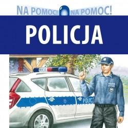 Skrzat Książeczki dla Dzieci Książeczka Edukacyjna NA POMOC! Policja 6532
