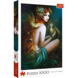 TREFL Puzzle Układanka 1000 Elementów Premium Quality PRZYJACIÓŁKA SMOKÓW 10592