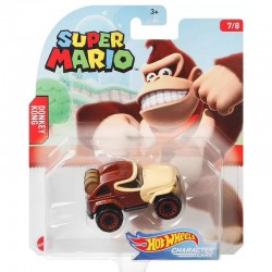 HOT WHEELS Super Mario DONKEY KONG GPC14