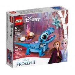LEGO 43186 Disney Kraina Lodu Frozen 2 SALAMANDRA BRUNI DO ZBUDOWANIA