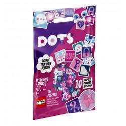 LEGO DOTS 41921 Dodatki do Bransoletek Dots Seria 3