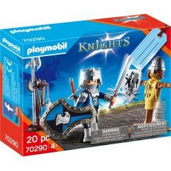 PLAYMOBIL Knights 70290 Zestaw Upominkowy RYCERZ