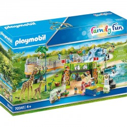 PLAYMOBIL Family Fun 70341 Przygoda w Zoo
