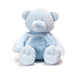 Teddykompaniet - 05093 - Maskotka Pluszowa - Miś Błękitny - 61 cm