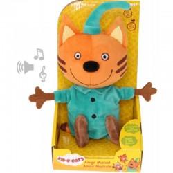 Kot-O-Ciaki Kid-E-Cats Maskotka z Dźwiękiem PUDDING 35060