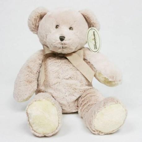 Teddykompaniet - 02162 - Maskotka Pluszowa - Miś Kremowy - 45 cm