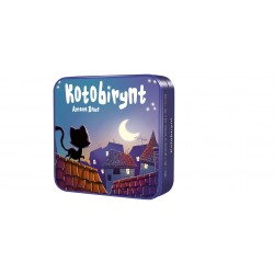 Rebel - 41744 - Gra Rodzinna - Kotobirynt